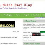 Buat Duit dengan blog ANDA