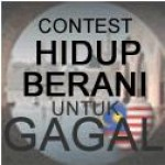 Senarai Peserta Contest Hidup Berani Untuk Gagal