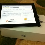 Wordless Wednesday #4 : iPad 2