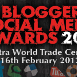 World Bloggers and Social Media Awards 2012 dah daftar ke
