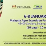 iPhone 4S, iPad 2 dan TV LCD 40&#8243; untuk pengunjung Perasmian My Agro Hypermart