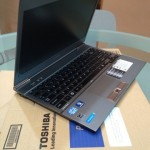 Unboxing Ultrabook Toshiba Portege Z830