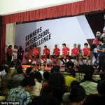Arsenal Tour 2012 : Arsenal vs Malaysia XI